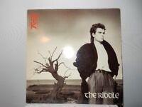 Nik Kershaw The Riddle Vinyl 1984 MCf 3245 L