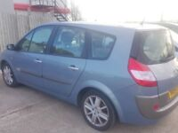 Renault Grand Scenic, 7 seater family car, VERY GOOD CONDITION..