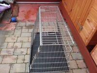 Dog cage for Nissan Quashqai
