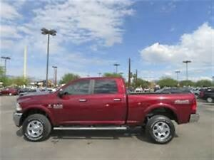 2017 Ram 2500 SLT CREW CAB DIESEL 4x4 HEATED BUCKETS / LUXURY GR