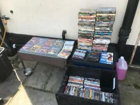Job lot pre owned DVD