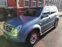 Quick sale!!!! Ssangyong REXTON 4x4 For sale