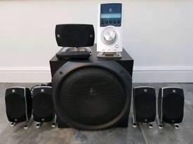Logitech Z-5500 Surround Sound Speakers