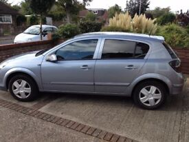 Vauxhall Astra 1.4 2007 5 Door, Great Condition, Low Mileage, Great Family Car