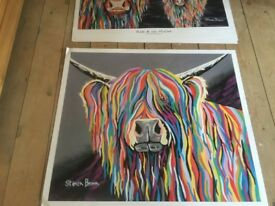 steven brown art McCoo Edition Print Pictures