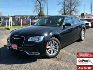 2016 Chrysler 300 TOURING**LEATHER**SUNROOF**BACK UP CAM**NAV**
