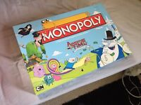 Monopoly - Adventure Time Collectors Edition - board game
