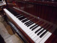 UPRIGHT PIANOS BABY GRANDS BEST VALUE IN IRELAND £495