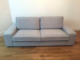IKEA Kivik 3 Seat Sofa in Grey