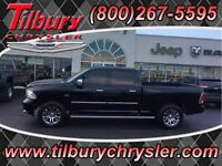 2014 Ram 1500 Longhorn, uconnect, nav, air ride, leather loaded