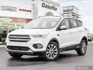 2018 Ford Escape TITANIUM | NAV | HEATED LEATHER | REMOTE START