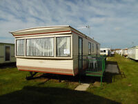 INGOLDMELLS SKEGNESS - 6 BERTH CARAVAN TO LET - OPPOSITE FANTASY ISLAND - TO LET FROM £175 PW.