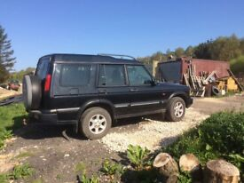 Land Rover Discovery TD5 GS - 7 Seater 5 Door