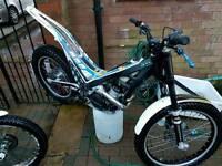 Trials bike sherco 290
