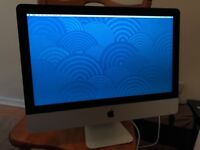 21.5 in iMac mid-2014 500 Gb barely Used
