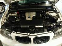 BMW 120d M SPORT ENGINE