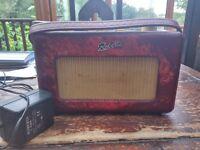 Roberts Radio Revival - Burgundy