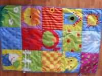 Jumbo playmat from mothercare