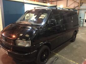 VW T4 Transporter 888 Special 2.5TDI SWB Tailgate - 2003 Excellent Condition