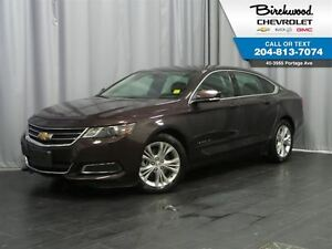 2015 Chevrolet Impala LT 1 OWNER   LOW KMs !!