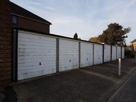 Garages to rent: Westerham Drive 5-8, Sidcup DA15 9NR