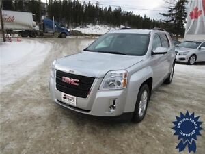 2015 GMC Terrain SLE All Wheel Drive - 56,767 KMs, 5 Passenger