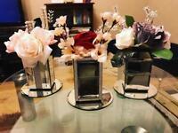 Diamante Decoritive Flowers
