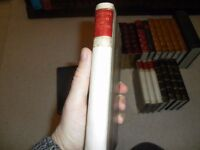 Leeds job lot second hand antiquarian books leather bindings Folio society
