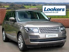 Land Rover Range Rover TDV6 VOGUE SE (brown) 2015-12-29