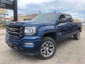 2017 GMC Sierra 1500 SLT CREWCAB 4x4 BACKUP CAM BOSE LEATHER