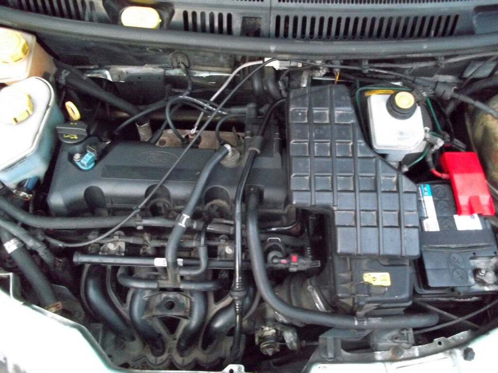 Yeovil Ford Ka K Superb Engine Gbox Everything Works Great But No