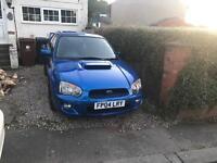 Subaru Impreza 2004 wrx