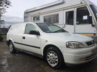Vauxhall Astra 1.9 diesel van