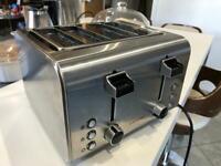 Toaster, 4-slice