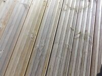 Premium Decking Boards large amount of top quality boards