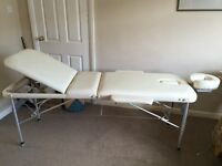 Lightweight Portable Massage/Therapy Couch