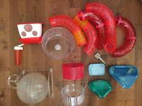 Hamsters gerbils rats toys accesories