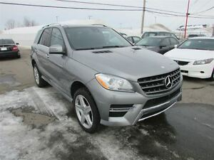 2015 Mercedes-Benz M-Class ML350 BlueTEC 4MATIC **NAVI**TOIT PAN
