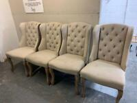 Barker and stonehouse chairs