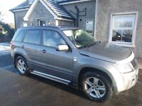 Suzuki grand vitara 4x4.only 47k.mint jeep
