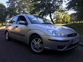 2004 Ford Focus gas LPG duel fuel
