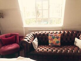 **Super Sunny Double Room-In Islington , All Bills and Super Fast WiFi Included!