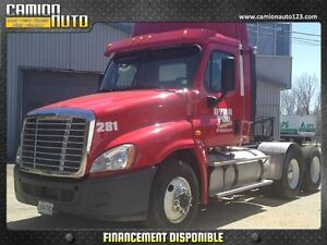 2011 Freightliner CASCADIA -