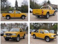 Ford RANGER 2003 Pickup Truck 12 Months MOT