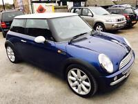 Mini Cooper 1.6 petrol full service histroy excellent condition 2 keys