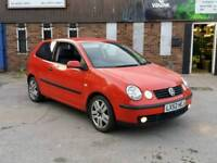 For sale Vw Polo 52 PLATE 1.9TDI 105HP MOT 2018 JUNE PX AVAILABLE