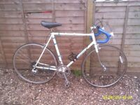 KARAKUKA SILK RARE JAPANESE RACER ONE OF MANY QUALITY BICYCLES FOR SALE