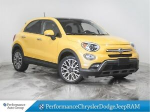 2016 Fiat 500X Trekking * Panoramic Sunroof * Remote Start
