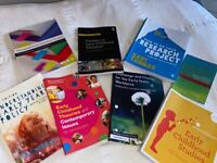 Early Childhood and Education Studies Books