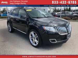 2013 Lincoln MKX Fully Loaded